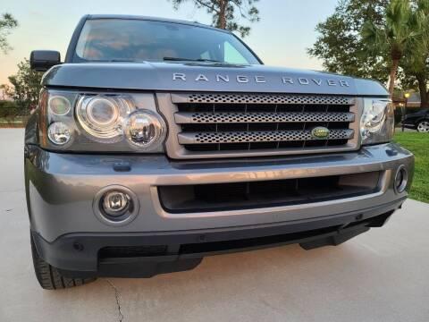 2008 Land Rover Range Rover Sport for sale at Monaco Motor Group in Orlando FL