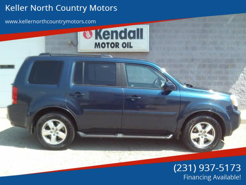 2011 Honda Pilot for sale at Keller North Country Motors in Howard City MI