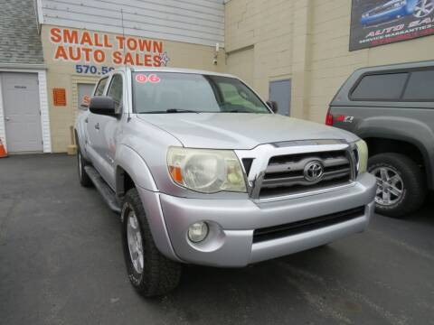 2006 Toyota Tacoma for sale at Small Town Auto Sales in Hazleton PA