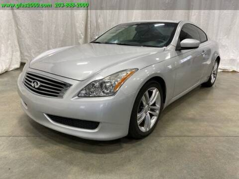 2008 Infiniti G37 for sale at Green Light Auto Sales LLC in Bethany CT