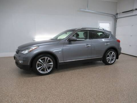 2015 Infiniti QX50 for sale at HTS Auto Sales in Hudsonville MI