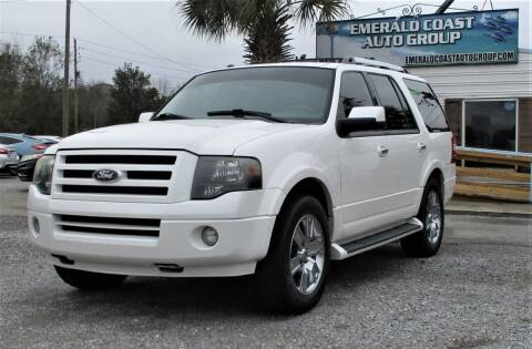 2010 Ford Expedition for sale at Emerald Coast Auto Group LLC in Pensacola FL