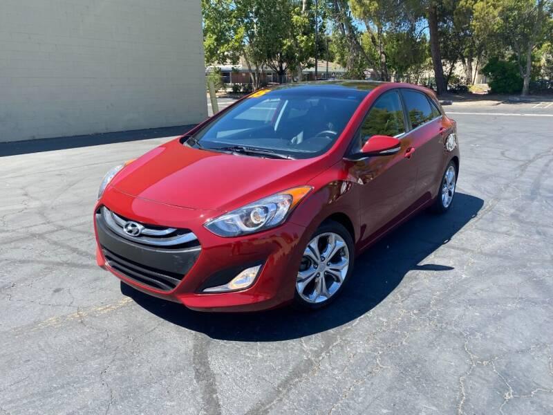 2015 Hyundai Elantra GT for sale at TOP QUALITY AUTO in Rancho Cordova CA