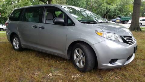 2015 Toyota Sienna for sale at Seewald Cars - Brooklyn in Brooklyn NY