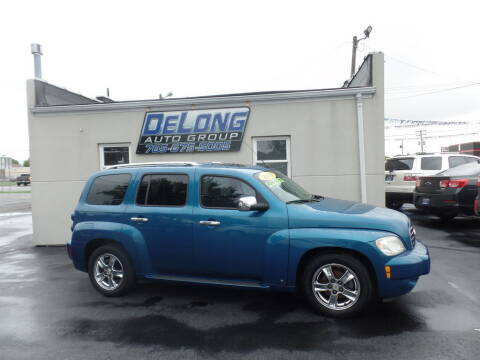 2009 Chevrolet HHR for sale at DeLong Auto Group in Tipton IN