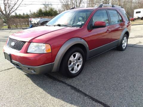 2005 Ford Freestyle for sale at Jan Auto Sales LLC in Parsippany NJ