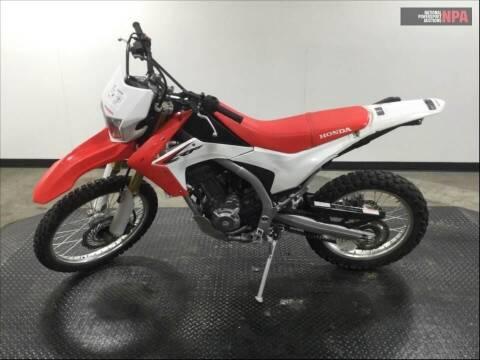 2013 Honda CRF250L for sale at Auto Bike Sales in Reno NV