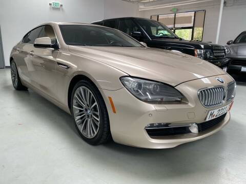 2013 BMW 6 Series for sale at Mag Motor Company in Walnut Creek CA