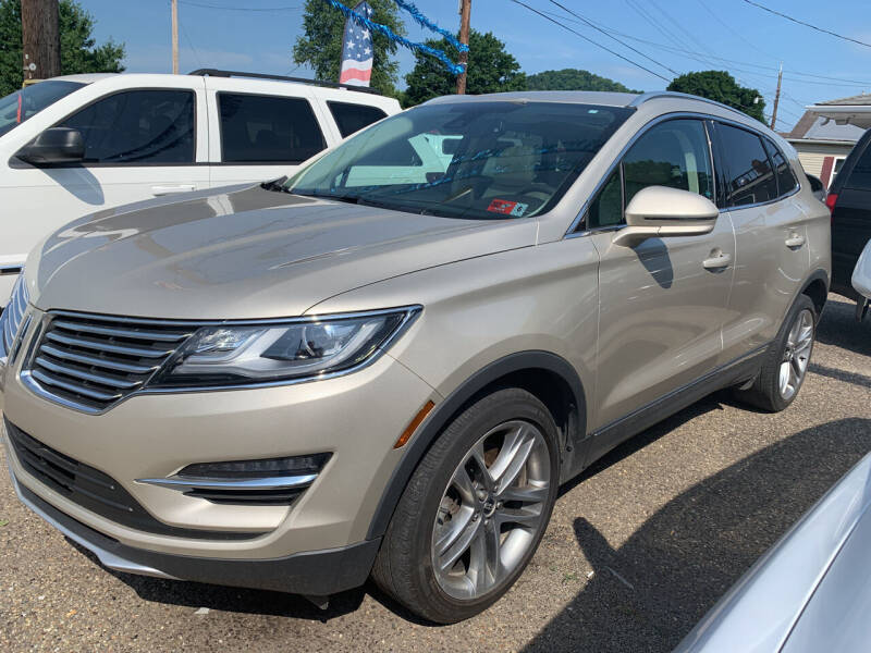 2017 Lincoln MKC for sale at MYERS PRE OWNED AUTOS & POWERSPORTS in Paden City WV