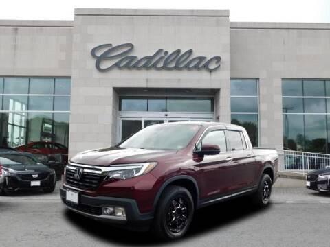 2019 Honda Ridgeline for sale at Radley Cadillac in Fredericksburg VA