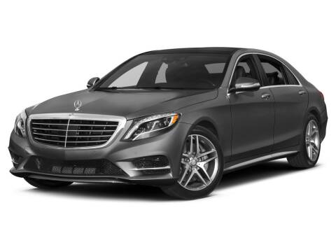 2015 Mercedes-Benz S-Class for sale at Hi-Lo Auto Sales in Frederick MD