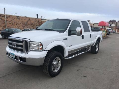 2005 Ford F-350 Super Duty for sale at Carney Auto Sales in Austin MN