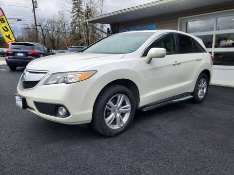 2013 Acura RDX for sale at AFFORDABLE IMPORTS in New Hampton NY