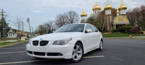 2007 BMW 5 Series for sale at Car Leaders NJ, LLC in Hasbrouck Heights NJ
