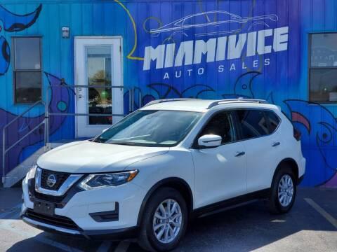 2019 Nissan Rogue for sale at Miami Vice Auto Sales in Miami FL