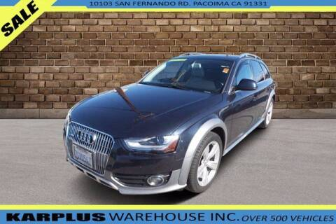2014 Audi Allroad for sale at Karplus Warehouse in Pacoima CA