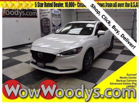 2018 Mazda MAZDA6 for sale at WOODY'S AUTOMOTIVE GROUP in Chillicothe MO