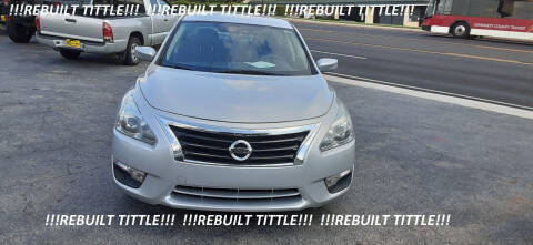 2015 Nissan Altima for sale at LOS PAISANOS AUTO & TRUCK SALES LLC in Doraville GA