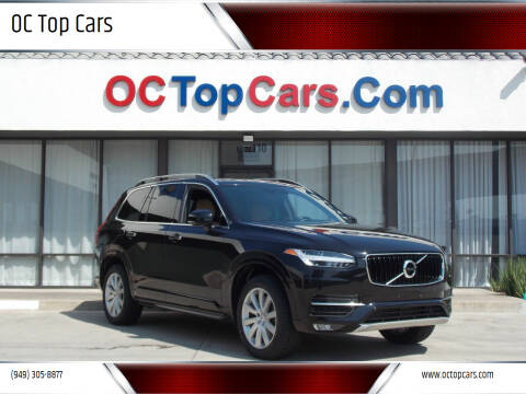 2017 Volvo XC90 for sale at OC Top Cars in Irvine CA