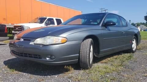 2004 Chevrolet Monte Carlo for sale at Tower Motors in Taneytown MD