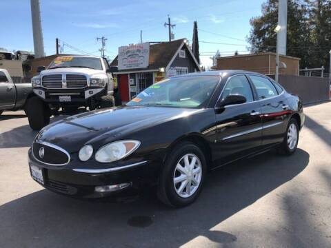 2006 Buick LaCrosse for sale at C J Auto Sales in Riverbank CA