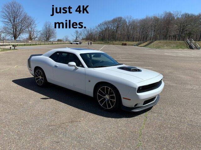 2016 Dodge Challenger for sale at Select Auto in Smithtown NY