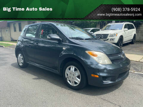 2006 Scion xA for sale at Big Time Auto Sales in Vauxhall NJ