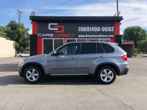 2008 BMW X5 for sale at Cars Direct in Ontario CA
