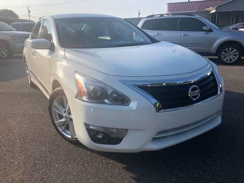 2015 Nissan Altima for sale at RPM AUTO LAND in Anniston AL