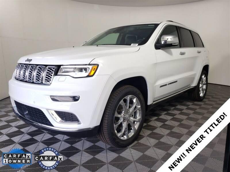 2020 Jeep Grand Cherokee for sale in Pompano Beach, FL
