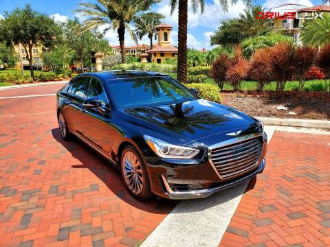 2017 Genesis G90 for sale at DRIVELUX in Port Charlotte FL