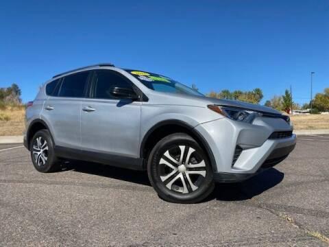 2018 Toyota RAV4 for sale at UNITED Automotive in Denver CO