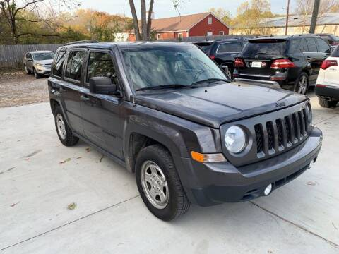 2015 Jeep Patriot for sale at Carflex Auto in Charlotte NC