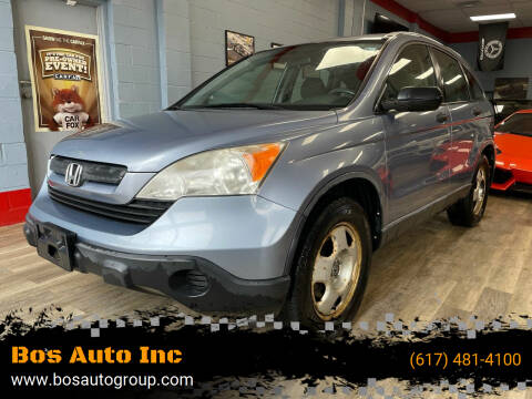 2008 Honda CR-V for sale at Bos Auto Inc in Quincy MA