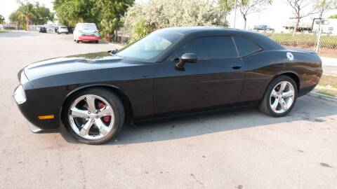 2013 Dodge Challenger for sale at Quality Motors Truck Center in Miami FL