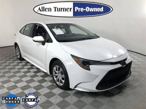 2020 Toyota Corolla for sale at Allen Turner Hyundai in Pensacola FL