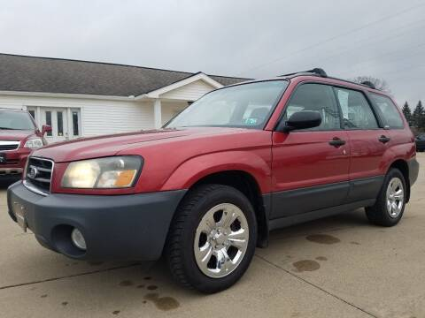2003 Subaru Forester for sale at CarNation Auto Group in Alliance OH