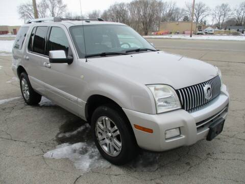 2008 Mercury Mountaineer for sale at RJ Motors in Plano IL