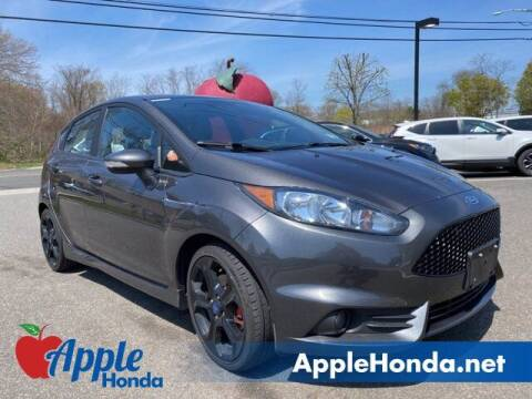 2017 Ford Fiesta for sale at APPLE HONDA in Riverhead NY