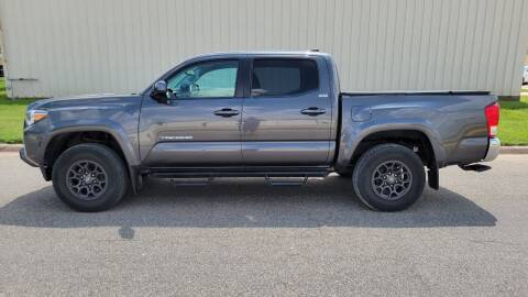2017 Toyota Tacoma for sale at TNK Autos in Inman KS