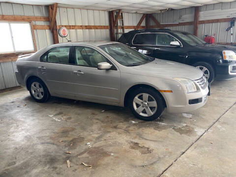 2008 Ford Fusion for sale at Dave's Auto & Truck in Campbellsport WI