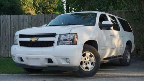 2012 Chevrolet Suburban for sale at Hidalgo Motors Co in Houston TX
