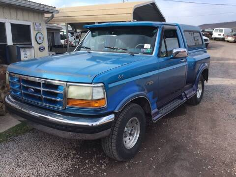 1994 Ford F-150 for sale at Troys Auto Sales in Dornsife PA