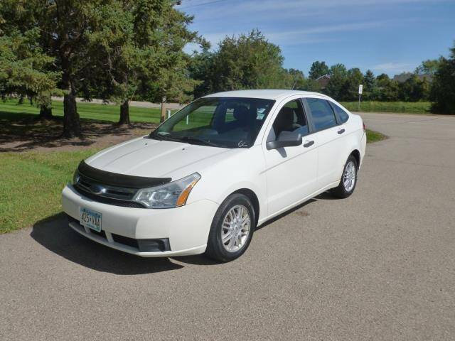 2009 Ford Focus for sale at HUDSON AUTO MART LLC in Hudson WI