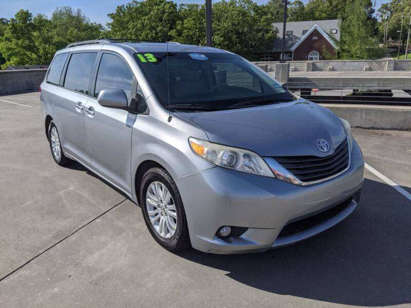 2013 Toyota Sienna for sale at QC Motors in Fayetteville AR