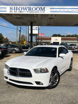 2012 Dodge Charger for sale at Showroom Auto Sales of Charleston in Charleston SC