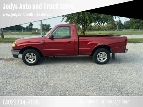 1999 Mazda B-Series Pickup for sale at Jodys Auto and Truck Sales in Omaha NE