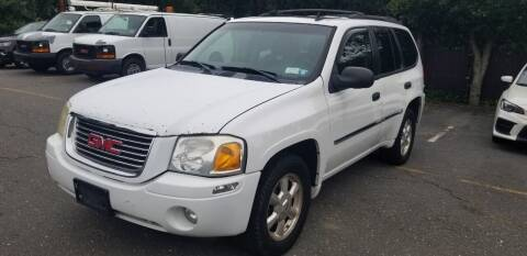 2007 GMC Envoy for sale at Central Jersey Auto Trading in Jackson NJ