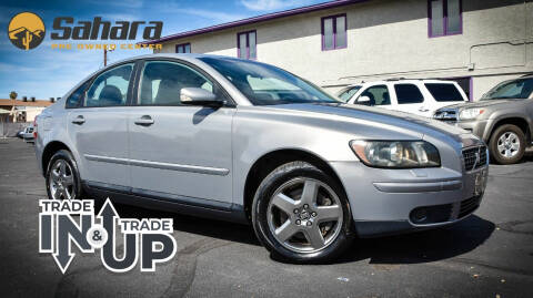 2006 Volvo S40 for sale at Sahara Pre-Owned Center in Phoenix AZ