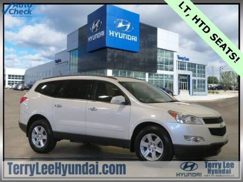 2011 Chevrolet Traverse for sale at Terry Lee Hyundai in Noblesville IN